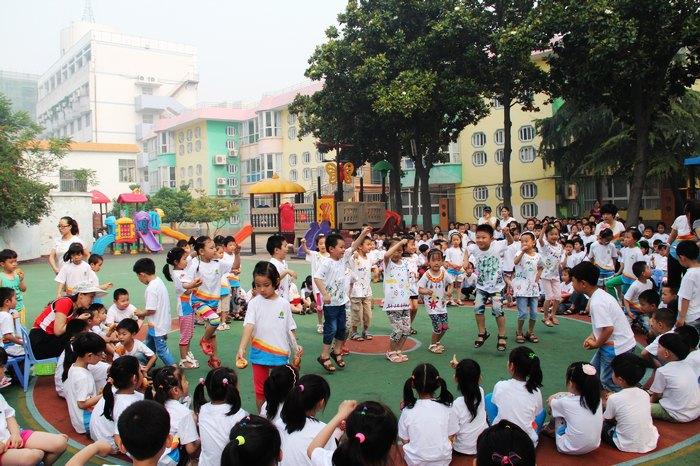平顶山育才幼儿园 - 河南省示范性幼儿园
